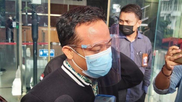 Wagub Sulsel Ditanya Penyidik KPK Prosedur Internal Pemprov Jalankan APBD