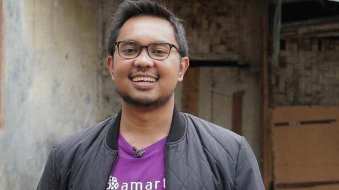 Andi Taufan Garuda Putra, pendiri dan CEO Amartha.