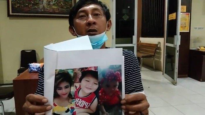 Seorang Pria Kebingungan Cari Istri & 2 Anak yang Tak Kunjung Pulang ke Rumah, Terakhir Naik Travel