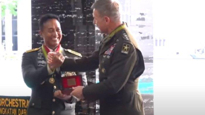 Ketika KSAD Amerika Diberi Suguhan 4 Jenis Kopi Khas Indonesia di Markas TNI AD