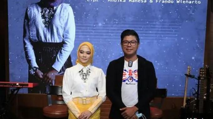 Dirikan Babang Tamvan Records, Andika Kangen Band Orbitkan Keponakannya