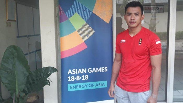 Andika Sulaeman Harapan DKI Jakarta Rebut Medali Emas di Kelas 77 Kg Greco