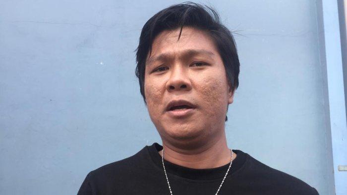 Andika Mahesa ketika ditemui di kawasan Jalana Kapten P Tendean, Jakarta Selatan, Selasa (20/8/2019).