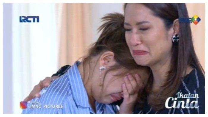 Live Streaming Ikatan Cinta RCTI 28 April 2021: Al Jalani Operasi, Andin dan Mama Rosa pun Cemas