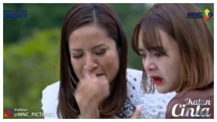Live Streaming Ikatan Cinta RCTI 4 April 2021: Mama Rosa Khawatir Kondisi Andin, Akankah Tenggelam?