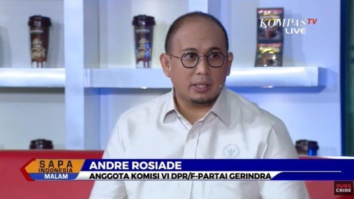 Anggota Komisi VI DPR RI, Andre Rosiade berharap Erick Thohir dapat menyelesaikan kasus Asuransi Jiwasraya