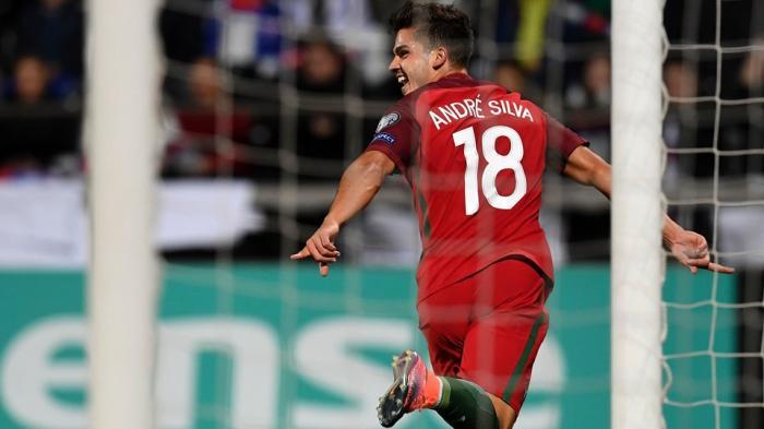 Portugal vs Polandia: Imbang 1-1
