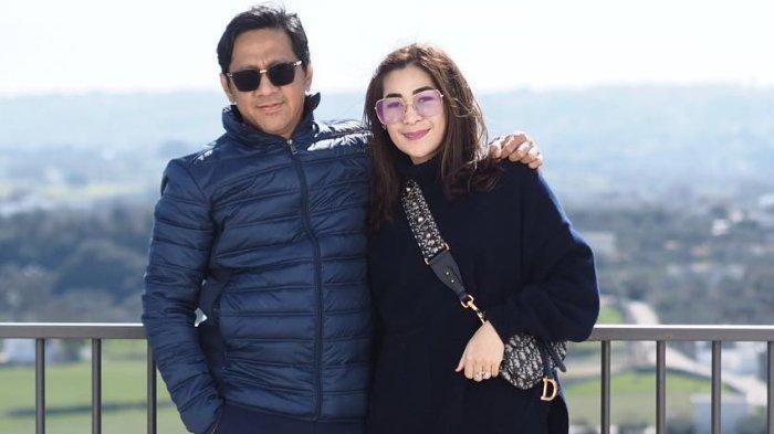 Erin Taulany Buka Suara Perihal Isu Perceraiannya dengan Andre Taulany