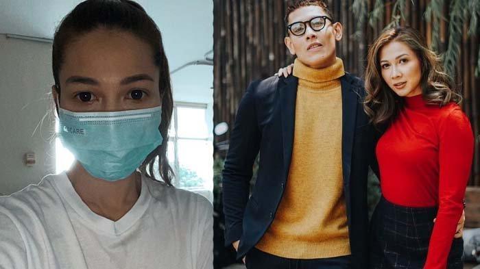 Andrea Dian Stres Divonis Positif Corona, Ganindra Bimo Unggah Joker & Berjanji Ini: Atas Nama Tuhan