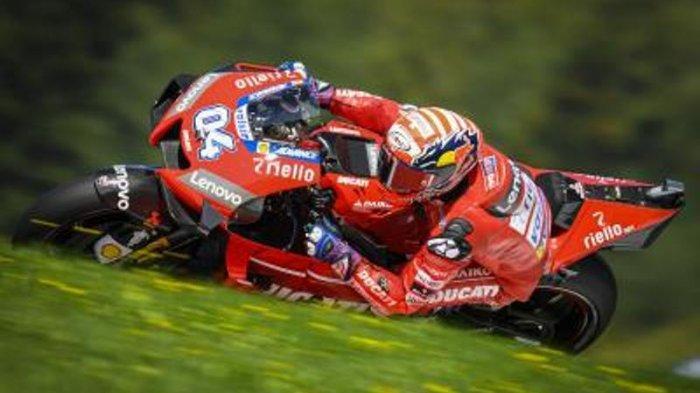 Tampil Konsisten pada MotoGP 2020, Joan Mir Dapat Pujian dari Andrea Dovizioso