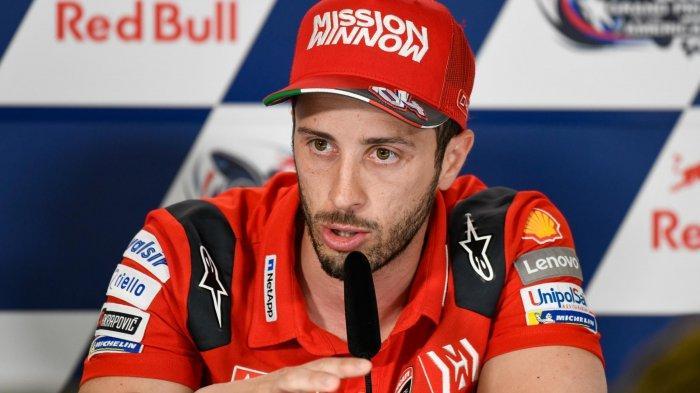 JADWAL MotoGP 2021 - Bos Ducati Beri Tanggapan Kalem atas Tudingan Miring Andrea Dovizioso