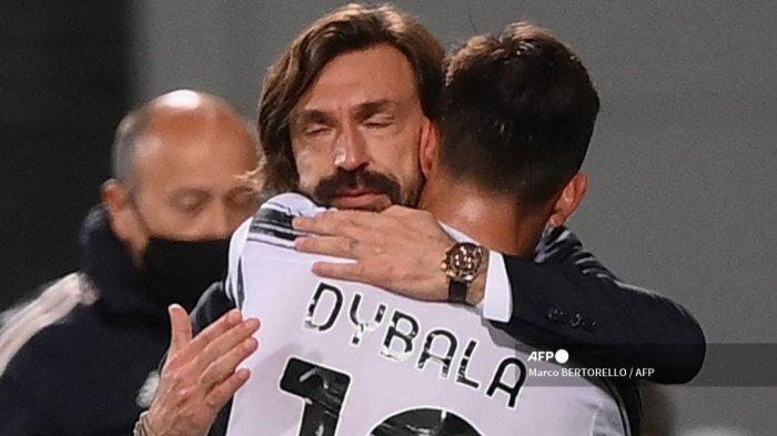 Pelatih Juventus Banjir Cibiran hingga Diminta Resign, Pirlo: Maaf, Saya Bukan Pecundang!