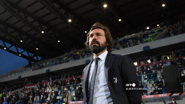 Komentar Andrea Pirlo seusai Juventus Sembuhkan Luka Kegagalan Serie A Lewat Trofi Coppa Italia