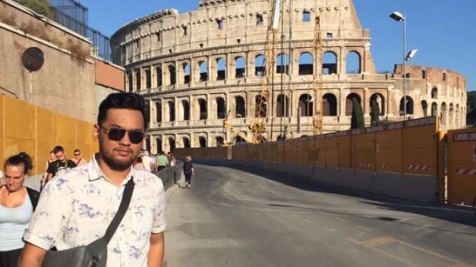 Tak Puas di Film dan Musik, Andreas Andy Setiawan Ingin Telurkan Karya di Bidang Fashion