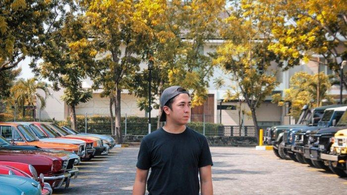 Andreas Stanley, Crazy Rich Surabaya yang Gemar Koleksi Mobil Mewah