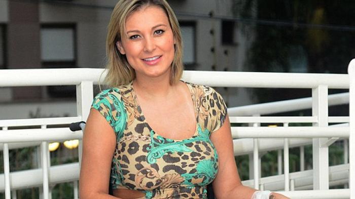 Andressa Urach Mengaku Dikunci di Dalam Kamar Bersama Ronaldo? -  Tribunnews.com Mobile