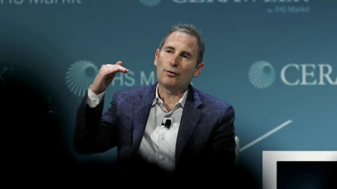 Andy Jassy, calon CEO Amazon, pengganti Jeff Bezos