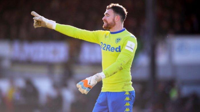 Andy Lonergan, Kiper Dadakan Liverpool yang Gratisan
