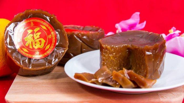 Aneka kerasi yang bisa dibuat dari Kue keranjang (reservasi.com)