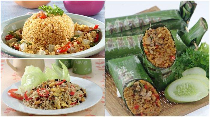 Cara Membuat Nasi Goreng Sendiri di Rumah, Ada Nasi Goreng Siram Kikil hingga Nasi Goreng Bakar