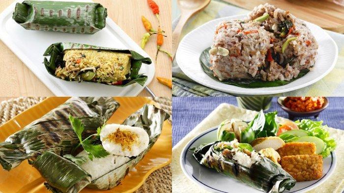 Kumpulan Resep Nasi Bakar yang Enak dan Mudah, Berikut Bahan dan Cara Mengolahnya