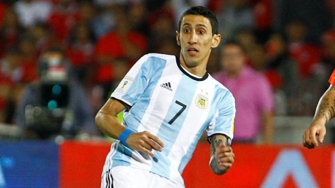 Argentina Semoga saja Sampai Final kata Angel di Maria