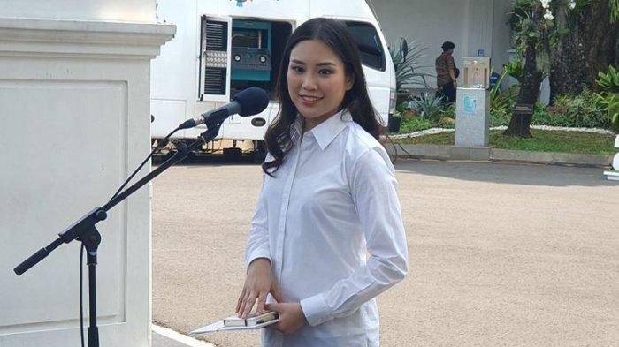 Mengenal Angela Tanoesoedibjo, Sosok Termuda di Kabinet Indonesia Maju Sekaligus Anak Bos Media