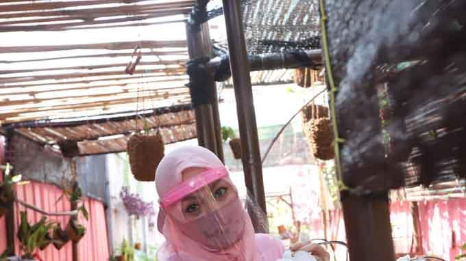 Angelina Sondakh: Saya Ingin jadi Petani