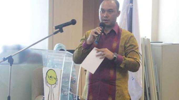 Wakil Ketua Umum Himpunan Pengusaha Muda Indonesia (HIPMI), Anggawira.
