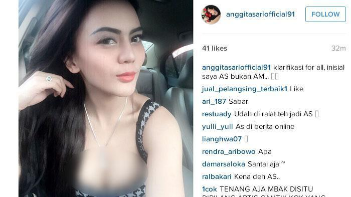 Anggita Sari: Gue Pilih Jadi Simpanan, Dibanding Keluar Masuk Hotel