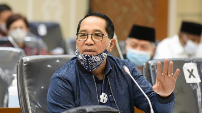 Angota Komisi IV DPR: Terobosan Perizinan Dilakukan di Era Jokowi