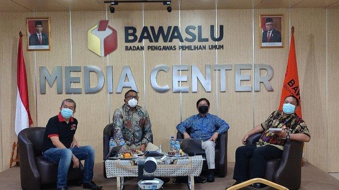 Respons Bawaslu RI Sikapi Putusan MK Terkait Verifikasi Partai Politik