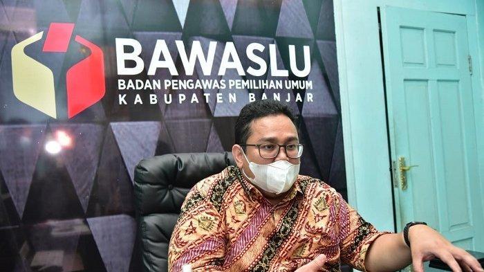 Jelang PSU Pilgub Kalsel, Bawaslu RI Ingatkan KPPS: Pemilih Hanya Warga yang Terdaftar DPT 2020