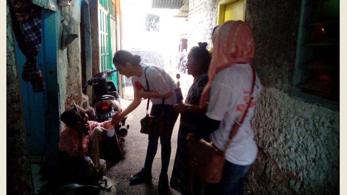 Memperingati Hari Ibu, BMP Helat Kegiatan '1.000 Mawar Untuk Ibu'