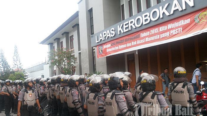 Overload, 60 Napi Narkoba di Bali Dipindah