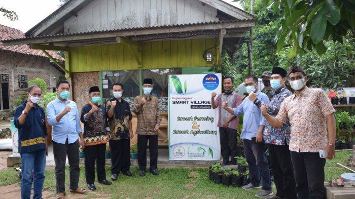 Abdul Hakim: Smart Village Cintamulya Bisa Jadi Contoh Desa Lain