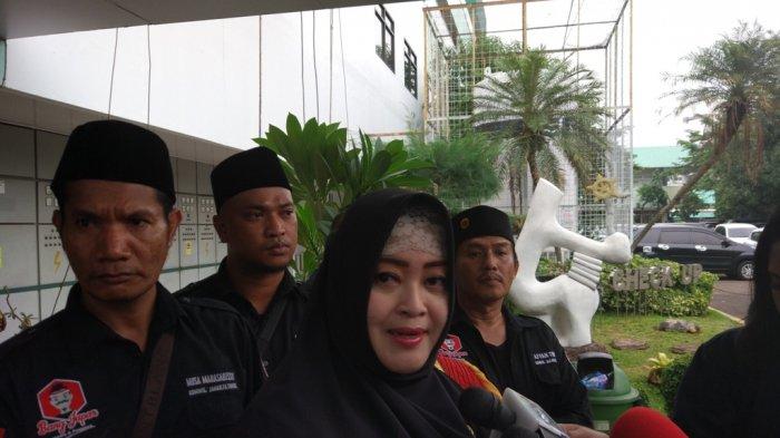 Fahira Idris Imbau Masyarakat Tak Sebar Berita Hoax Soal Hermansyah