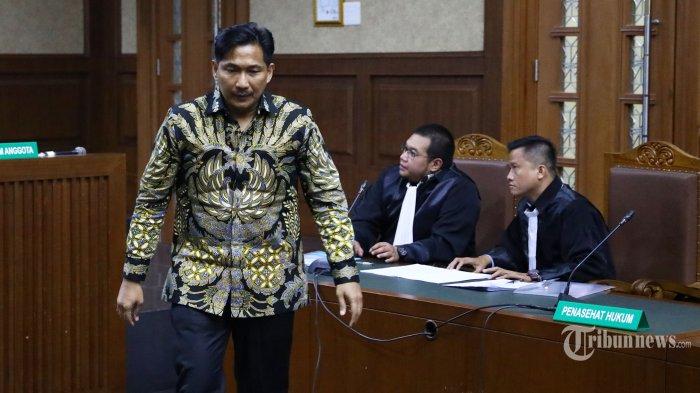 Suap untuk Bowo Sidik Tidak Diketahui Komisaris PT HTK