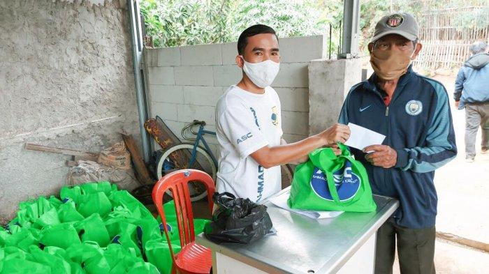 Sepanjang Ramadan, Ahmad Sahroni Center Salurkan Ribuan Paket Sembako dan Bantuan Tunai