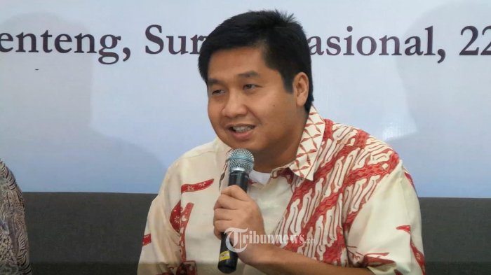 Maruarar Sirait: Dua Tahun Pemerintahan Jokowi-JK Berjalan dengan Baik