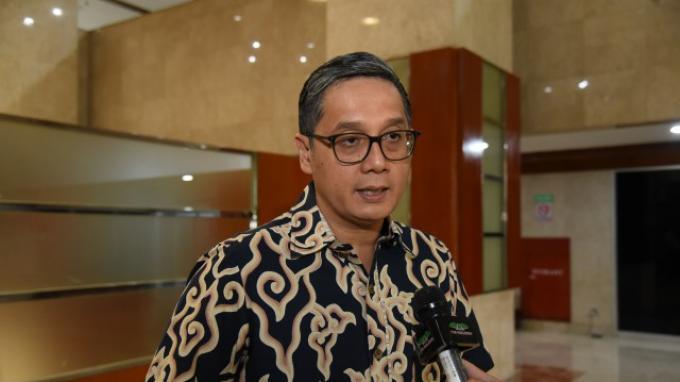 Anggota DPR RI Putra Nababan.