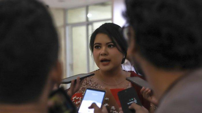 Anggota DPRD DKI Jakarta fraksi PDI-P Ima Mahdiah
