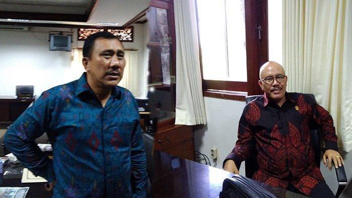 Koster Marah 2 Anggota Fraksi PDIP Bali Nyaris Berkelahi Saat Sidang Paripurna DPRD, Ancam di PAW