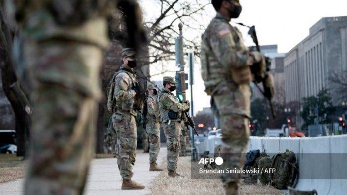 Pentagon Belum Endus Ancaman Serangan dari Dalam saat Biden-Harris Dilantik
