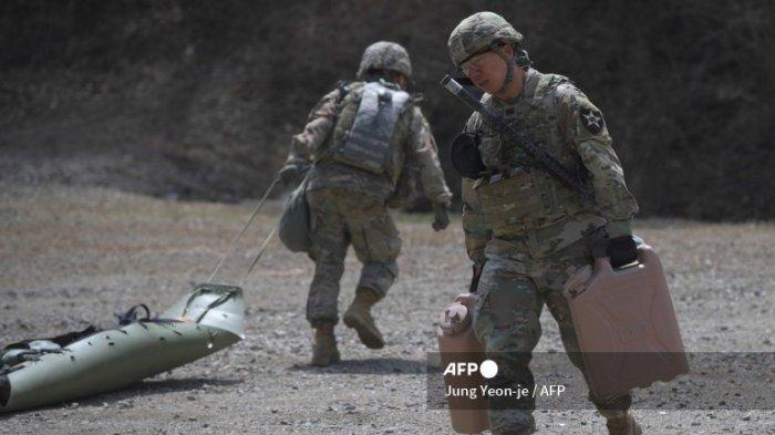 Korea Selatan dan AS akan Kembali Gelar Latihan Militer Selama 9 Hari