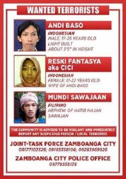 Filipina Tangkap 9 Perempuan Calon Pengantin Bom Bunuh Diri, Tiga Putri Pimpinan Abu Sayyaf