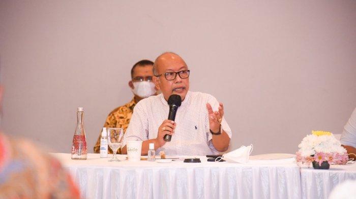 Komisi VI DPR Kunjungan Kerja Spesifik ke ASDP Indonesia Ferry Cabang Merak-Banten