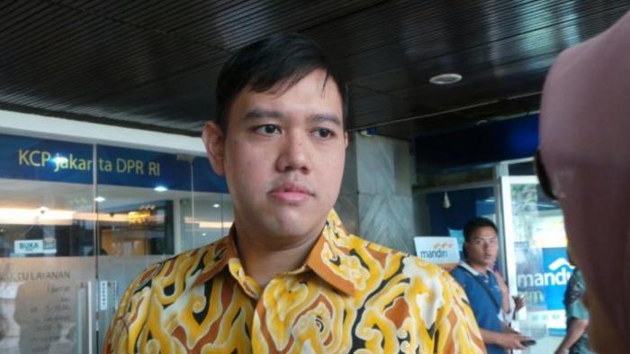 Menolak Dirotasi, Dave Laksono Anggap Pimpinan DPR Berpihak