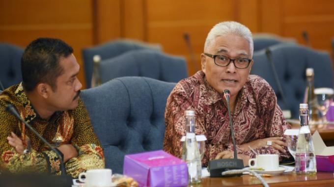 Komisi II Tanggapi Pembatasan Peserta Kampanye Tatap Muka Pilkada 2020