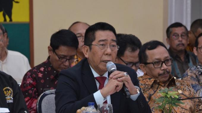 Anggota Komisi II DPR RI Henry Yosodiningrat.